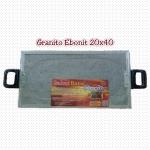 hot plate granito ebonit 20x40cm